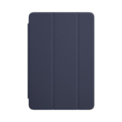Apple tablet case: iPad mini 4 Smart Cover - Middernachtblauw