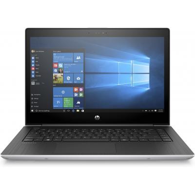HP laptop: ProBook 440 G5 14'' i7 256GB - Zilver