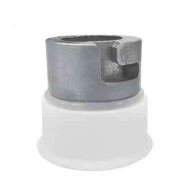 Ernitec Adapter Ring, Metallic/White Beveiligingscamera bevestiging & behuizing - Metallic, Wit