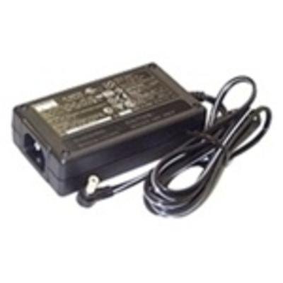 Cisco Unified IP Endpoint Power Cube 4, 48V, 0.917A, 47-63Hz, 100-240V, 0.8A Netvoeding - Zwart