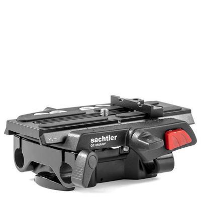 Sachtler statief accessoire: Ace Base Plate - 0 – 7 kg, 600 g - Zwart, Rood