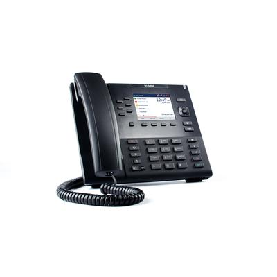 Mitel 6867 SIP Phone IP telefoon - Zwart