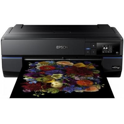 Epson inkjet printer: SureColor SC-P800 Roll Unit Promo - Cyaan, Licht zwart, Lichtyaan, Licht licht zwart, Mat Zwart, .....
