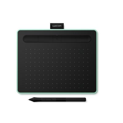 Wacom Intuos S (Small) Bluetooth Tekentablet - Groen, Zwart
