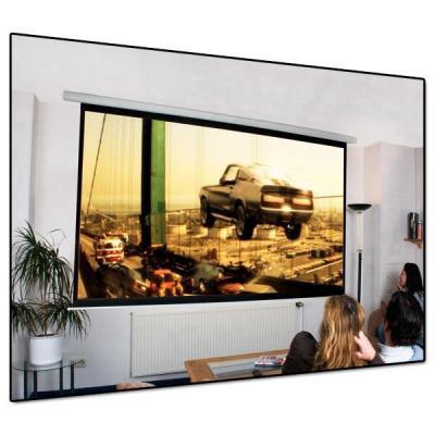Tronje projectiescherm: TRLW-PT - Zwart