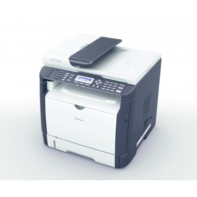 Ricoh multifunctional: SP 311SFN - Print/Copy/Scan/Fax, A4, 1200 x 600 dpi, 128MB, USB 2.0, Fast Ethernet, 890 W, .....