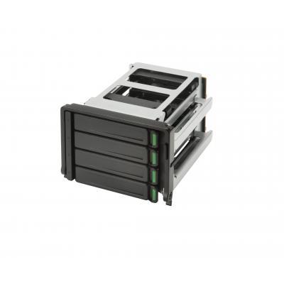 HP High Density 4-bay Storage Kit drive bay