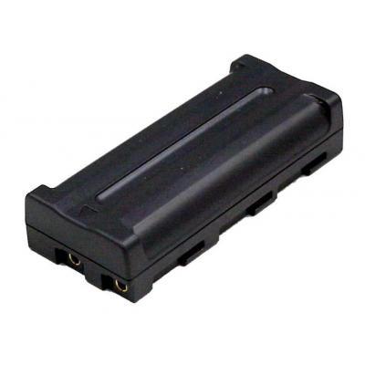 2-power batterij: Camcorder Battery, 7.4V, 1100mAh, 60g, Black - Zwart