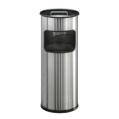 Durable prullenbak: 3373 - Zilver