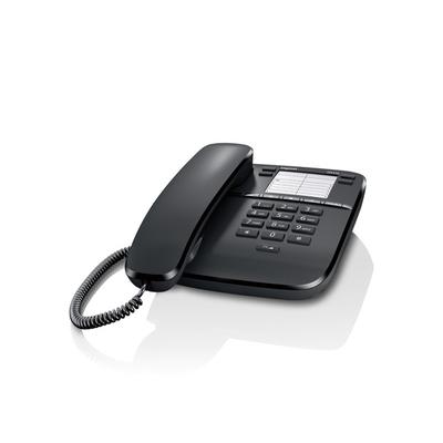 Gigaset DA310 Dect telefoon - Zwart
