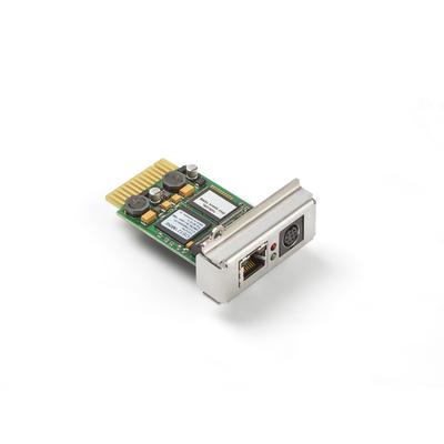 Salicru SNMP Card GX5 CS141MINITP2 - Groen,Gesatineerd staal