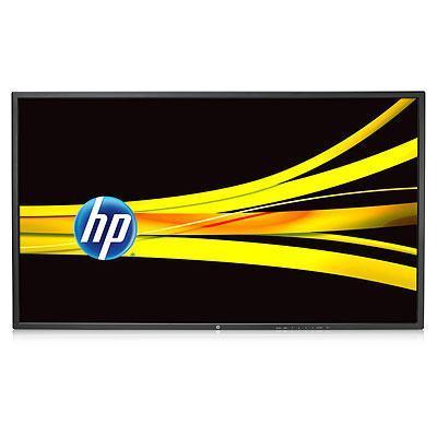 Hp touchscreen monitor: LD4220tm - Zwart