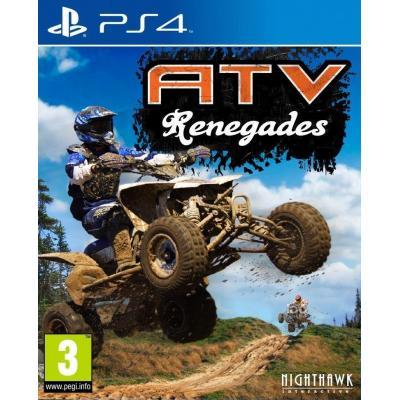 505 games game: ATV Renegades  PS4