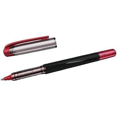 5star pen: Write width 0.5mm, Liquid ink, Non-refillable, Red - Zwart, Rood