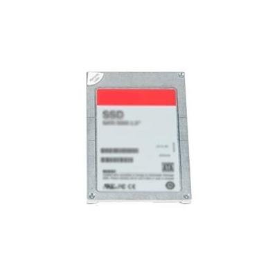"""Dell SSD: 1.92TB Solid State-harde schijf SAS Leesintensief 12Gbps 6.35 cm (2.5"""") station in 8.89 cm (3.5"""") Hybride ....."""