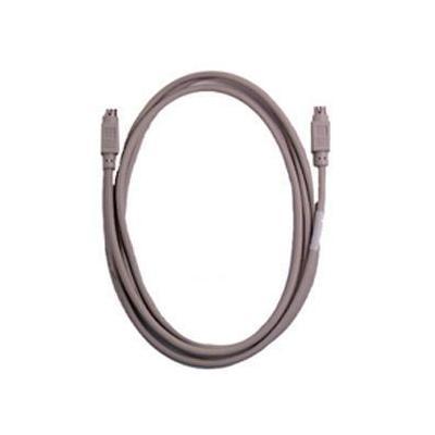 Lantronix PS2 kabel: 8-pin M/M 10m - Grijs