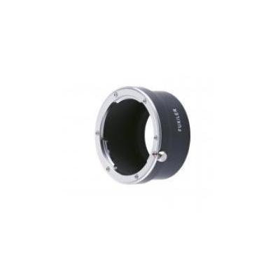 Novoflex lens adapter: Fuji X Pro to Leica R adapter - Zwart