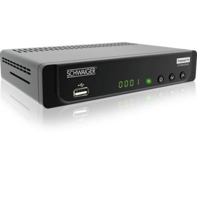 Schwaiger ontvanger: DTR600HD - Zwart
