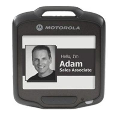 Zebra PDA: SB1 Smart Badge - Zwart