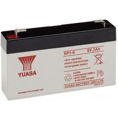 CoreParts MBXLDAD-BA032 UPS batterij - Zwart,Zilver