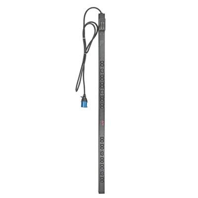 Dell energiedistributie: PDU 0U, 20 x C13, 4 x C19, 230 V, 32 A, 3.1 m, 5.6 kg - Zwart