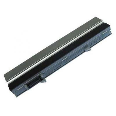 Dell batterij: 60Wh, 6-Cell - Zwart, Zilver