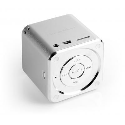 Technaxx draagbare luidspreker: Mini Musicman - Zilver