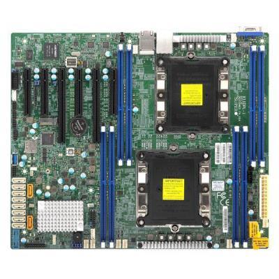 Supermicro server/werkstation moederbord: X11DPL