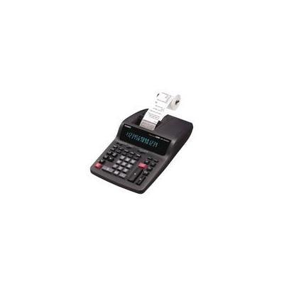 Casio calculator: Rekenmachines met telrol DR-320TEC, 14 cijferig - Zwart