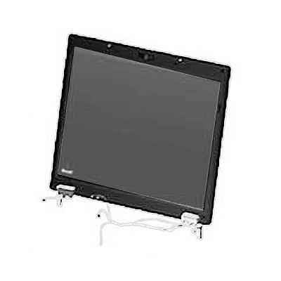 Hp notebook reserve-onderdeel: 15.4-inch WXGA display assembly - Includes two microphones, webcam, and two WLAN antenna .....