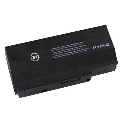 BTI Li-Ion 5200mAh Notebook reserve-onderdeel - Zwart