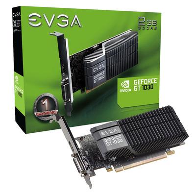 EVGA 02G-P4-6332-KR Videokaart - Zwart