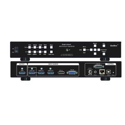 GeoBox M801 - Zwart