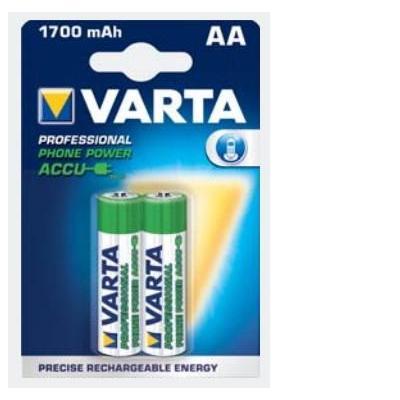 Varta batterij: -T399B - Groen, Zilver
