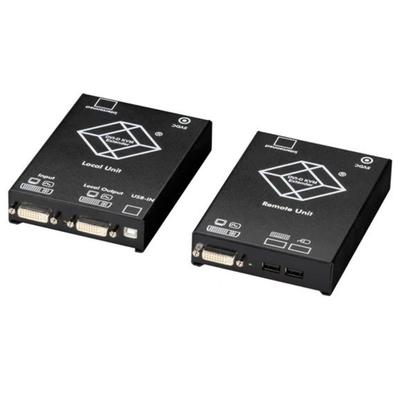 Black Box ServSwitch Console extender - Zwart
