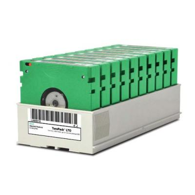 Hewlett Packard Enterprise HPE LTO-8 Ultrium Type M 22.5TB RW Custom Labeled TeraPack 10 Data .....