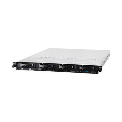 Asus server barebone: RS300-E8-PS4 - Zilver
