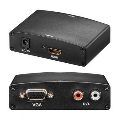 Goobay 60726 videoconverters