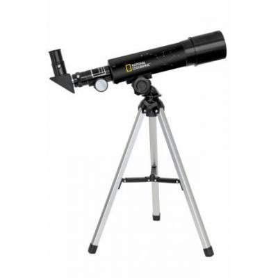National geographic telescoop: 50/360 - Zwart