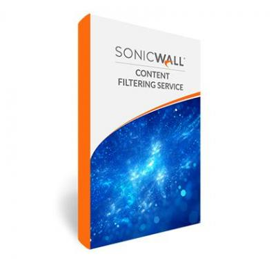 SonicWall 01-SSC-1971 aanvullende garantie