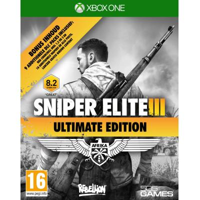 505 games game: Sniper Elite 3 (Ultimate Edition)  Xbox One