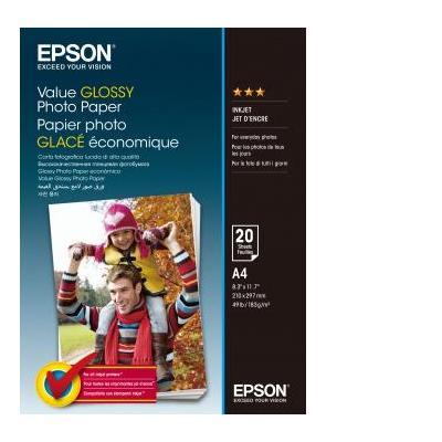 Epson fotopapier: C13S400035