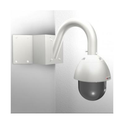 Acti beveiligingscamera bevestiging & behuizing: SMAX-0009 - Wit