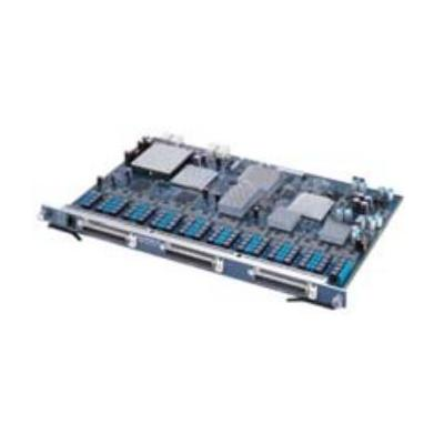 Zyxel ALC1372G-51 72-Port ADSL 2/2+ Annex A Li Netwerkkaart - Blauw