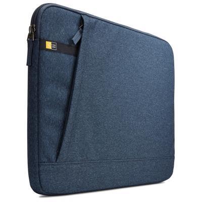 "Case logic laptoptas: Huxton 15,6""-laptopsleeve - Blauw"