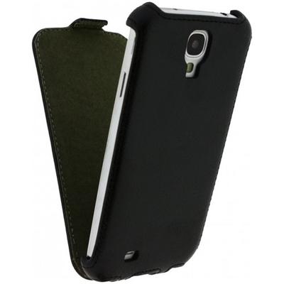 Mobilize Slim Flip Case Samsung Galaxy S4 I9500/I9505 Black Mobile phone case - Zwart