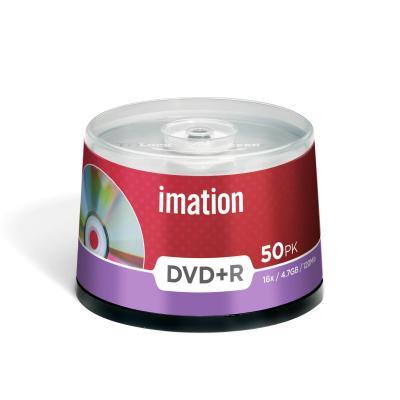 Imation DVD: 50 x DVD+R 4.7GB