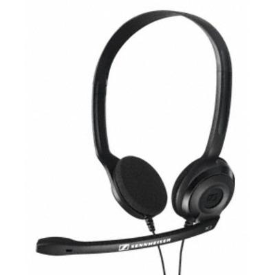 Sennheiser headset: PC 3 Chat - Zwart