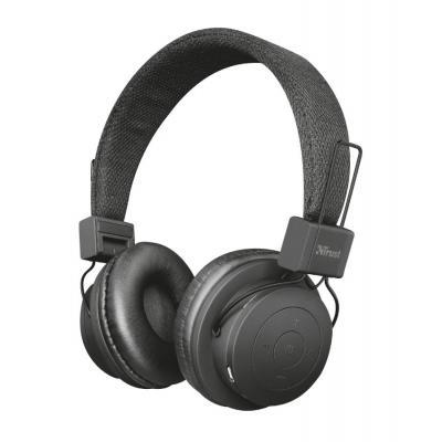 Trust Leva Headset - Zwart