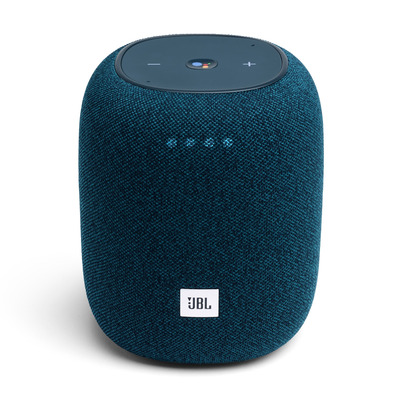 JBL Link Music Speaker - Blauw